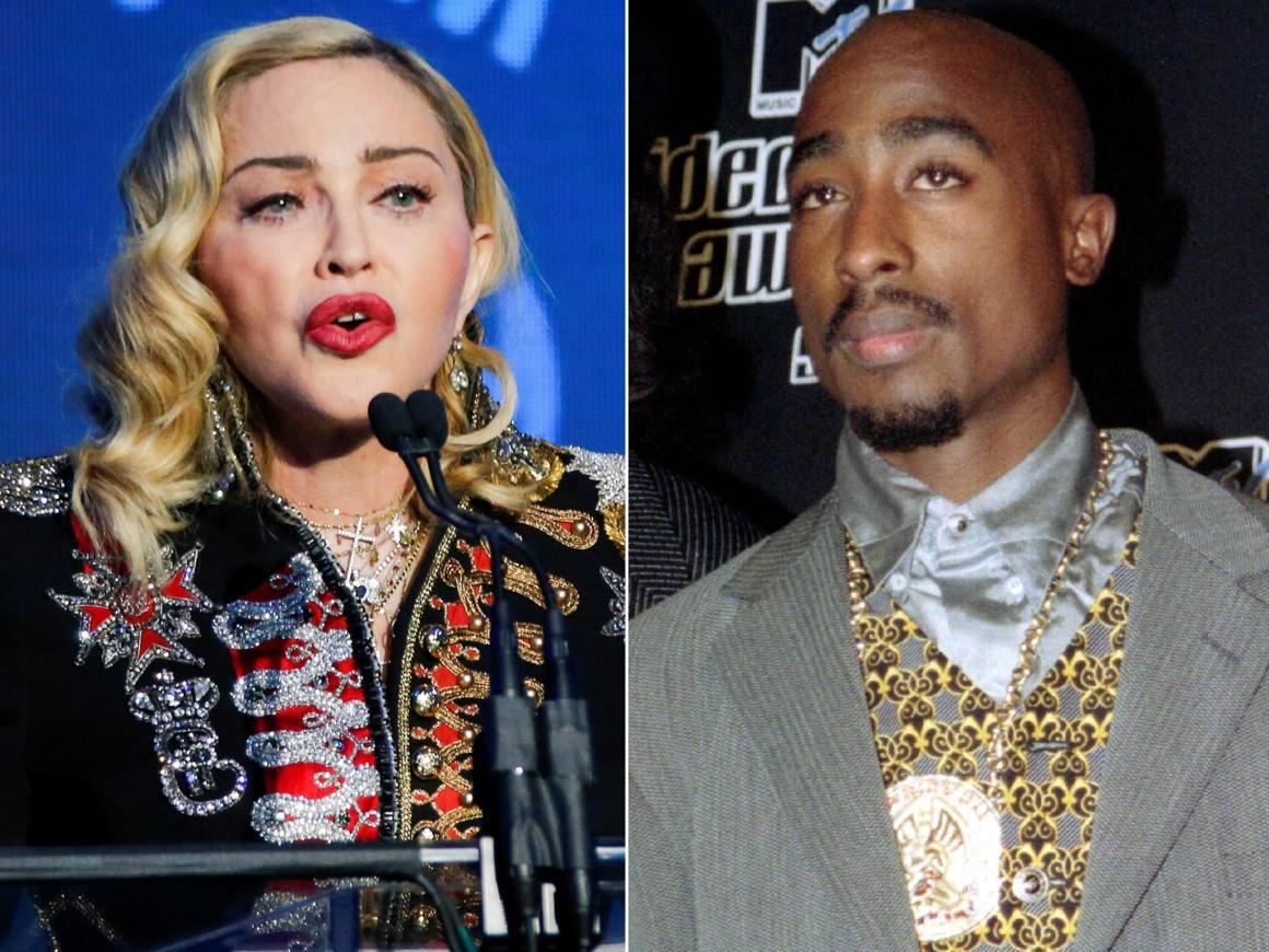 Tupac's Love Letter To Madonna To Be Auctioned, Could Go for $300K