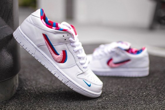 The Parra x Nike SB Dunk Low Gets Release Date