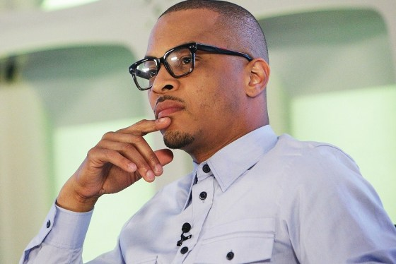 T.I. & Nelly Have an Intervention with Bow Wow: 'You Need a Hug'