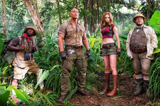 First Trailer for 'Jumanji: The Next Level' is Out: Watch Here