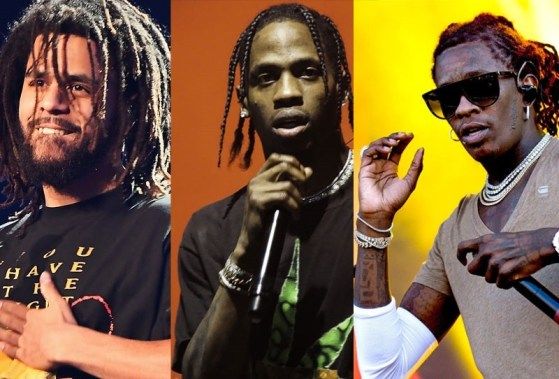 "Young Thug, J. Cole & Travis Scott Drop ""The London"" Video"