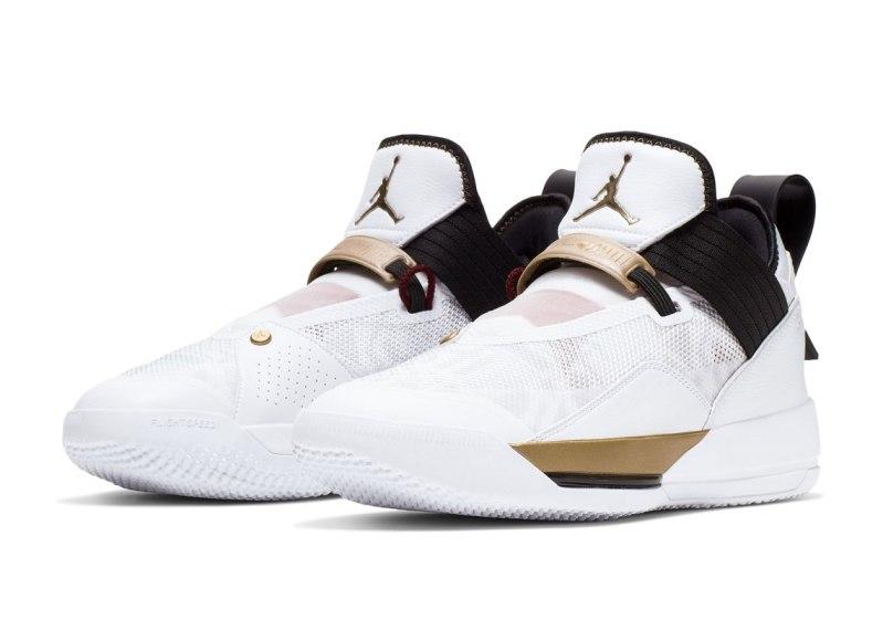 Take a First Look at The Upcoming Air Jordan 33 SE 'FIBA'