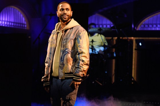 Listen to Big Sean New Song 'BEZERK' f/ A$AP Ferg & Hit-Boy