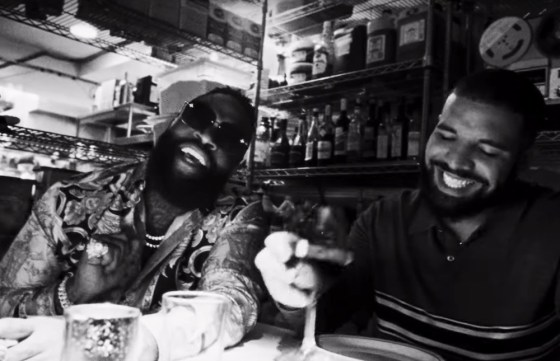 "Watch Drake & Rick Ross ""Money In The Grave"" Music Video"