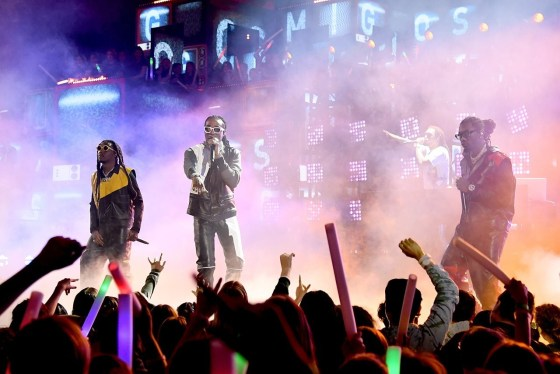 Watch Migos 'Frosted Flakes' Music Video