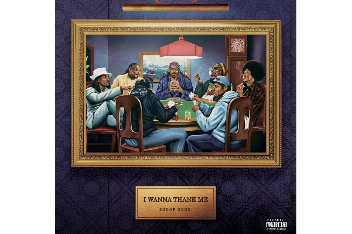 Stream Snoop Dogg's New Album 'I Wanna Thank Me'