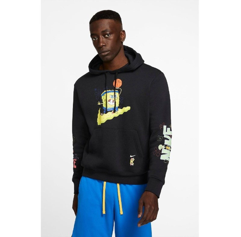 Nike Preps 'Spongebob' x Kyrie Collaborative Clothing