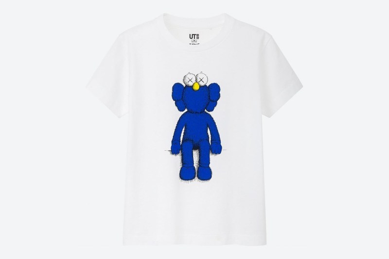 The Uniqlo UT 'KAWS: Summer' Collection Re-Release is Coming Soon