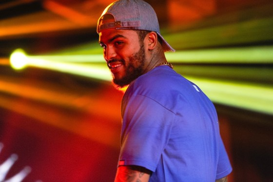 Dave East Facing Battery Charge After Three-Way Gone Bad