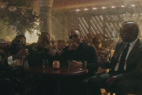 Watch Rick Ross, DMX & Swizz Beatz 'Just In Case' Music Video