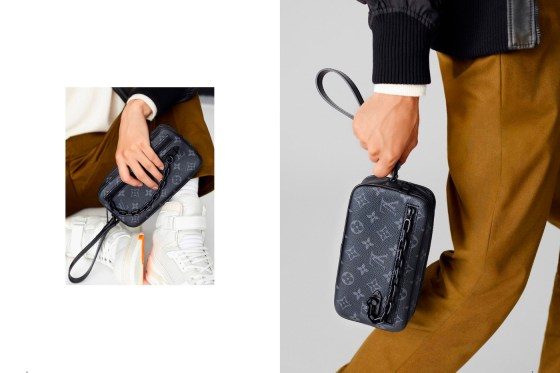 Louis Vuitton Releases its Latest 'New Classics' Collection in Eclipse Monogram