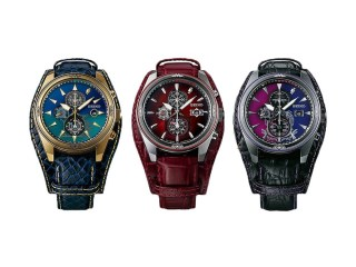 "Seiko Unveils ""Monster Hunter"" Watch Collection For 15th Anniversary"