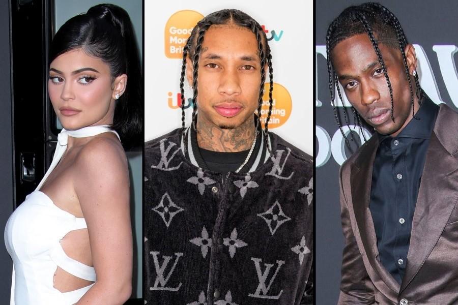 Kylie Jenner Reunites with Tyga in After Travis Scott Split