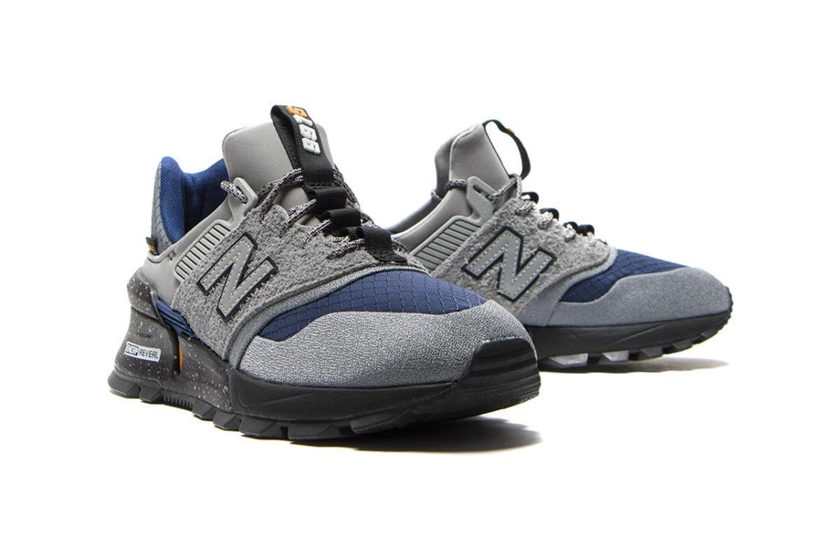 "New Balance Releases MS997SC in ""Sport Steel/Techtonic Blue"""