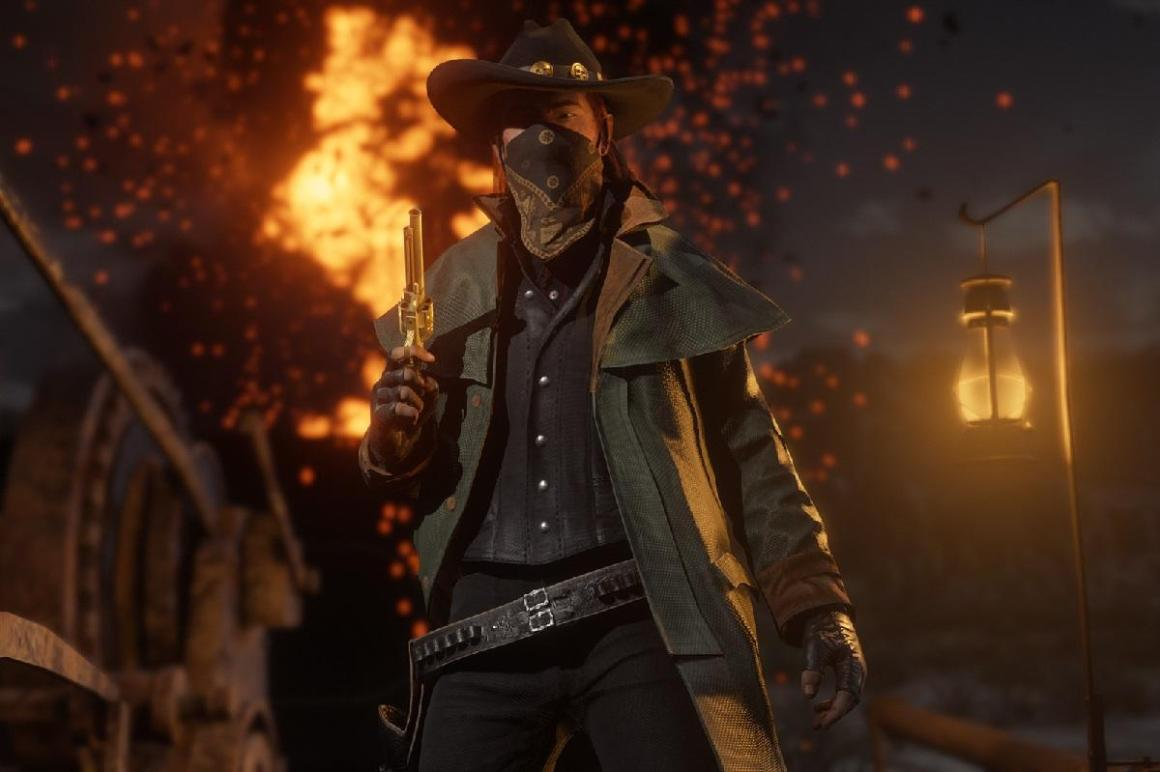 Rockstar Games Releases Red Dead Redemption 2 Trailer for PC