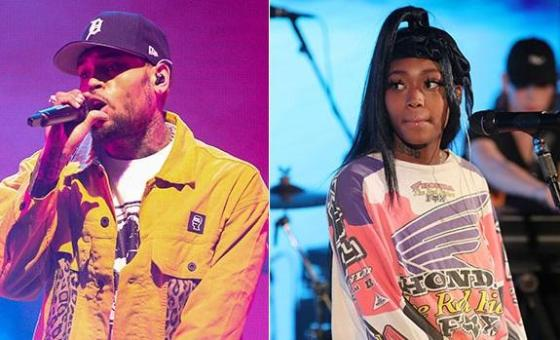 Chris Brown Teases Fire Collaboration with Summer Walker