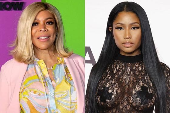 Wendy Williams Blasts Nicki Minaj, Calls Her a 'Washed Up Rapper'