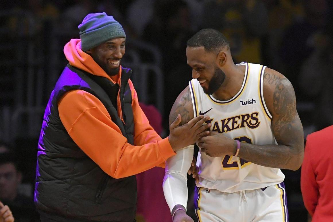 LeBron James Speaks out About the Passing of Kobe Bryant
