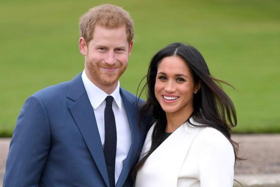 Prince Harry and Meghan Markle Step Down as Senior Royals