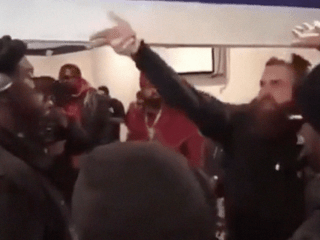 White Rapper Punched for Using N-Word During Battle: Watch