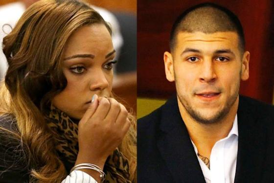 Aaron Hernandez's Fiancée Speaks Out After Release of Netflix Documentary