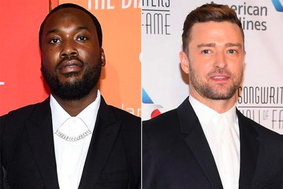 Listen to Meek Mill & Justin Timberlake New Banger 'Believe'