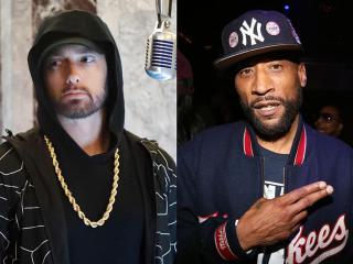 Lord Jamar Responds to Eminem Hip Hop 'Guest' Debate