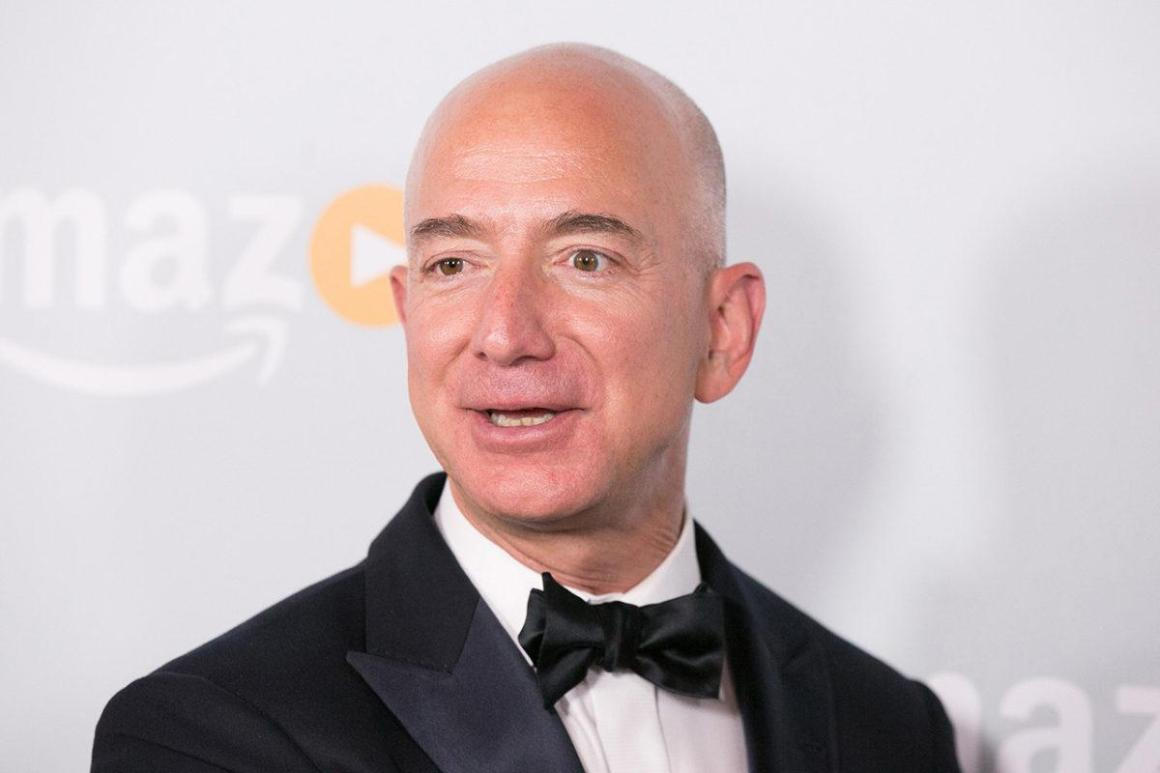 Jeff Bezos Is Pledging $10 Billion USD to Save Earth