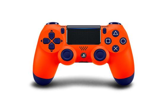 "Sony to Restock Its Unofficial ""Goku"" DualShock Controller Colorway"