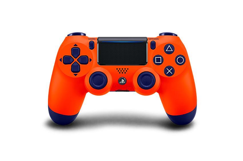 "Sony to Restock Its Unofficial ""Goku"" DualShock Controller Colorway"