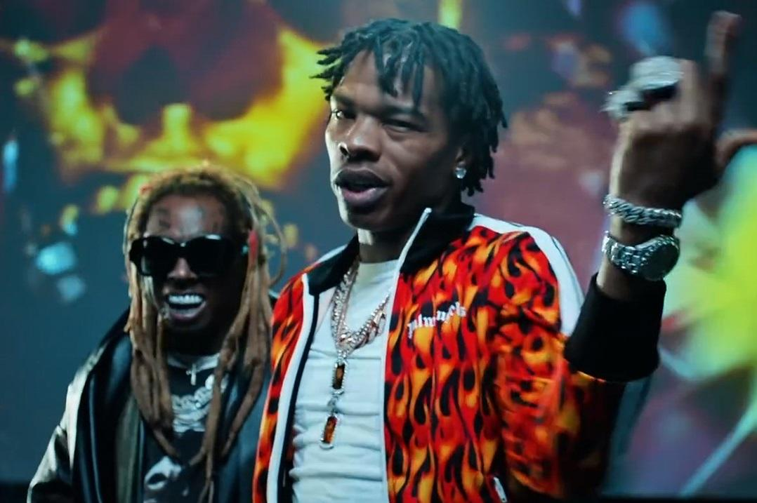 Lil Baby and Lil Wayne collaborate in new 'Forever' video