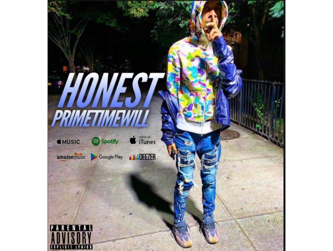 "Primetimewill Releases New Song ""Honest"": Listen"