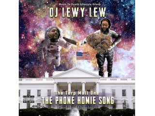 DJ Lewy Lew Drops New Song 'The Terp Mall One the Phone Homie Song'