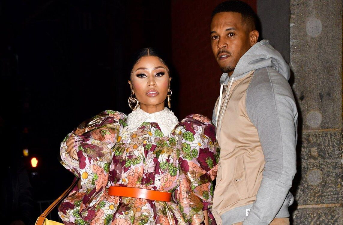 Nicki Minaj's Husband Asks judge to Allow him at Baby's Birth