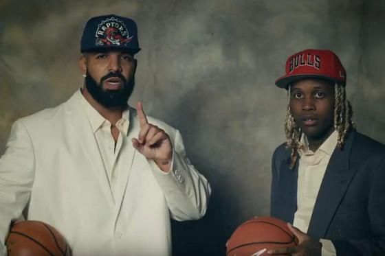 Watch Drake & Lil Durk 'Laugh Now Cry Later' Music Video