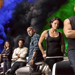 Fast & Furious Presents: 'Road To Fast 9' Soundtrack