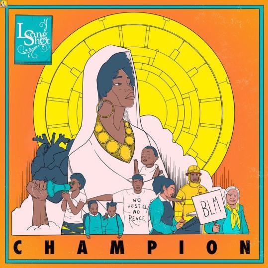 Longshot Releases New Album 'Champion': Listen