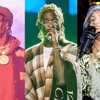 Watch Travis Scott, Young Thug & M.I.A. 'Franchise' Music Video