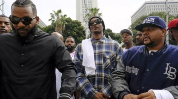 The Game, &, Snoop Dogg, Call,For, All, Gang, Members To Unite