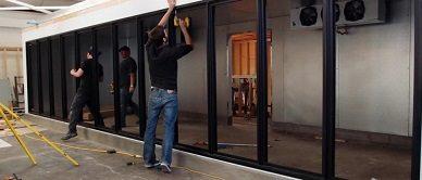 Commercial Refrigeration Installation San Antonio, TX