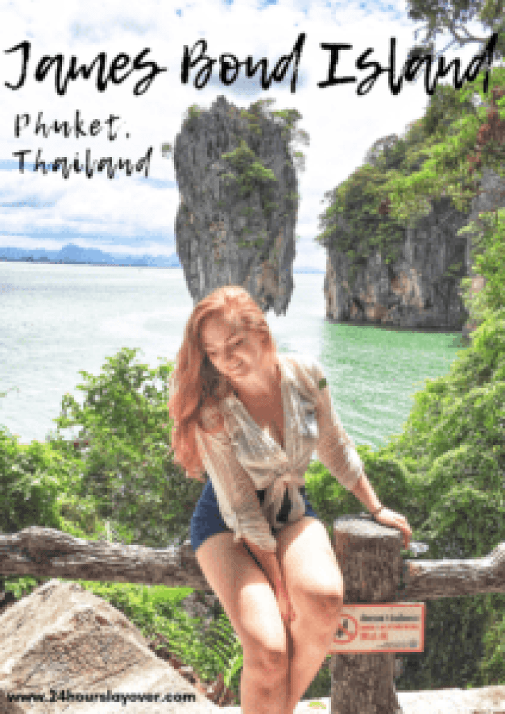 james bond island thailand phuket itinerary