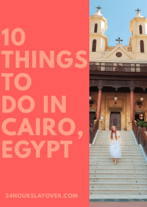 10 things to do in Cairo Egypt