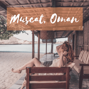 muscat hills resort oman boutique hotels