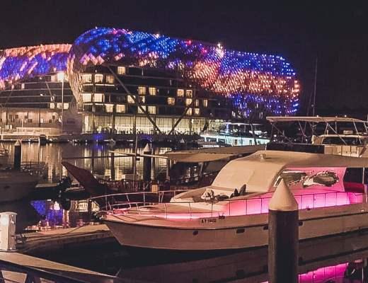 yas hotel luxury hotel Abu Dhabi
