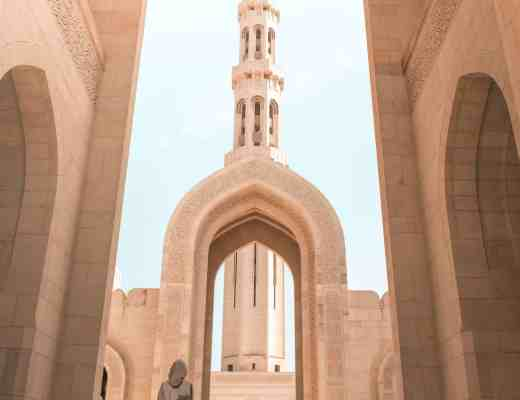 sultan taboos grand mosque muscat