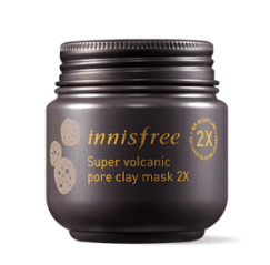 innisfree volcanic clay mask