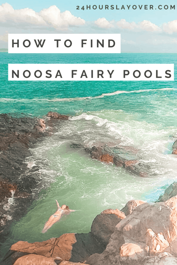 how to find noosa fairy pools