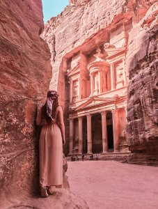 the treasury instagrammable places Petra