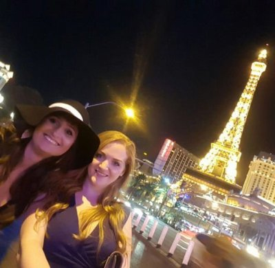 girls weekend Las Vegas