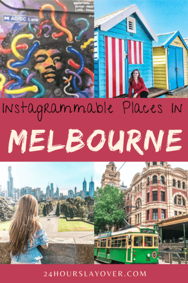 instagrammable places in Melbourne